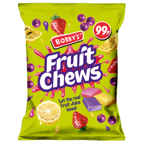Bobby's Fruit Chews